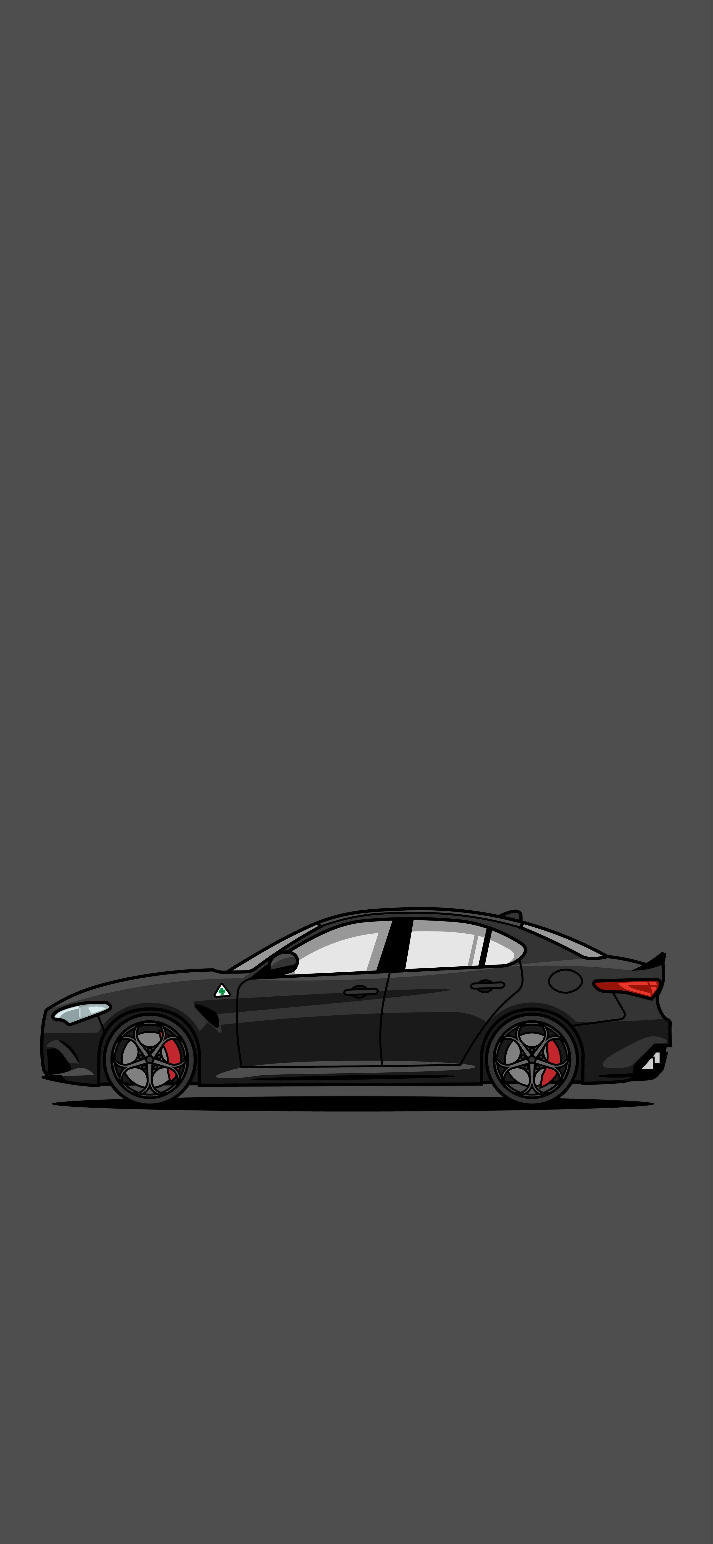 Alfa Romeo Giulia Quadrifoglio Wallpapers The Dots