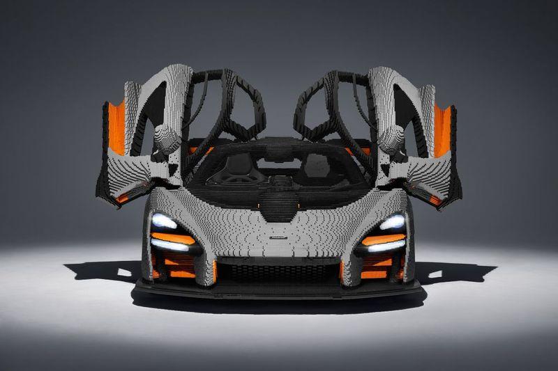 LEGO Speed Champions x McLaren Senna