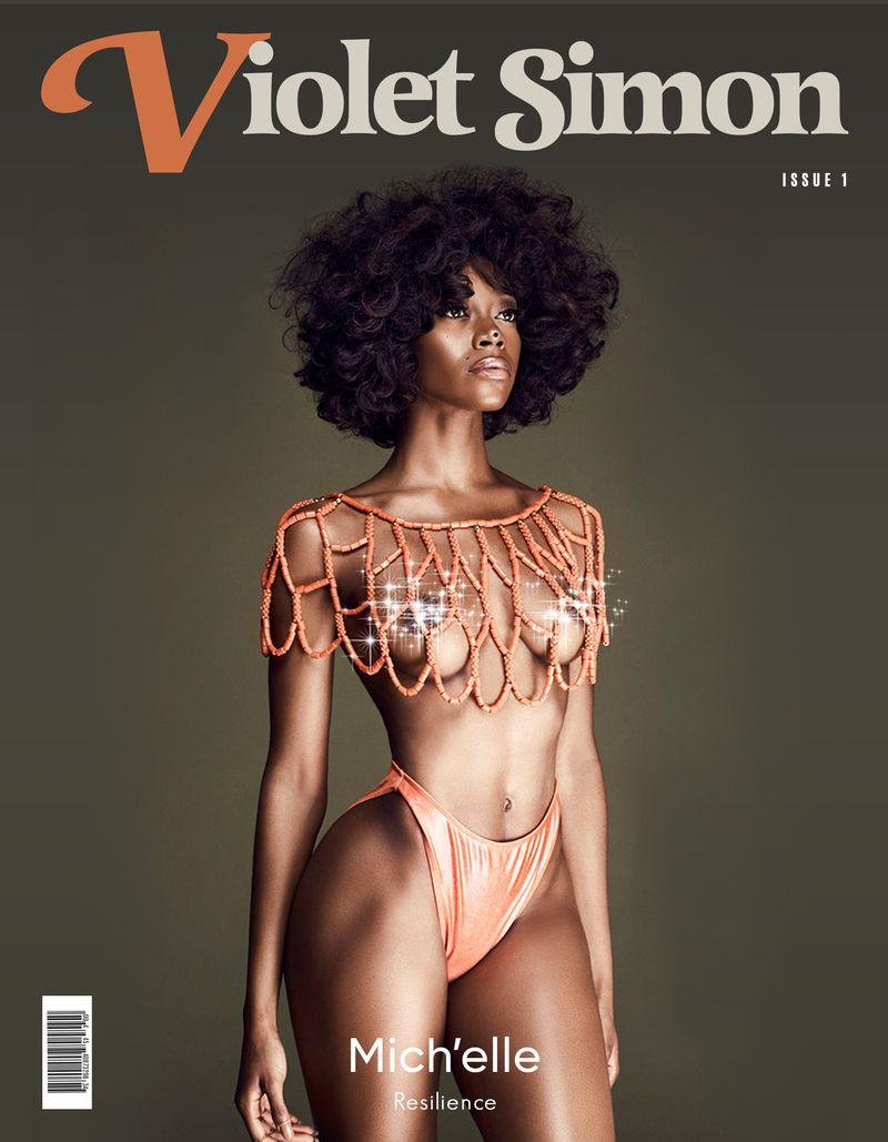 Violet Simon Magazine - Issue 1