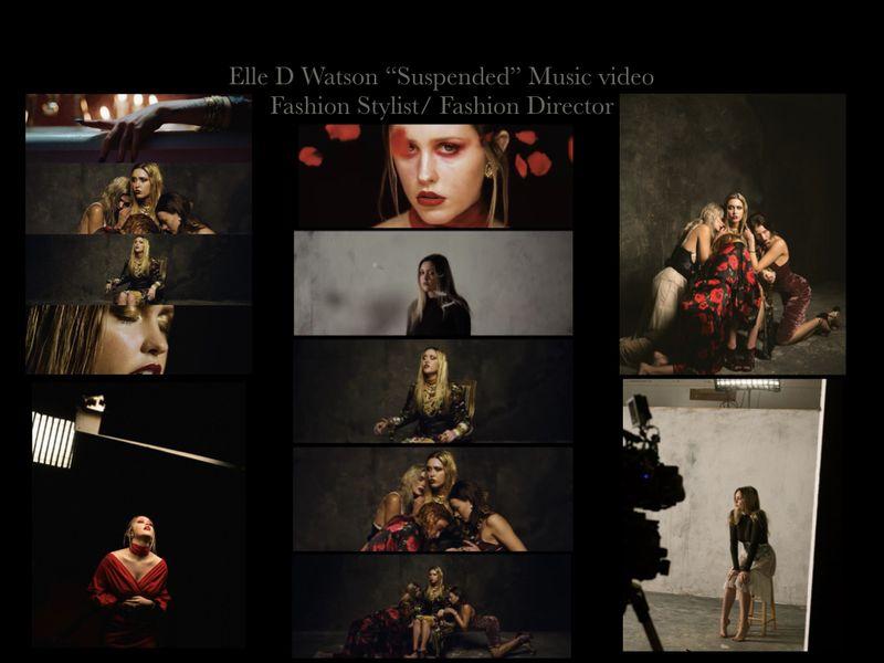 Elle Watson - Suspended