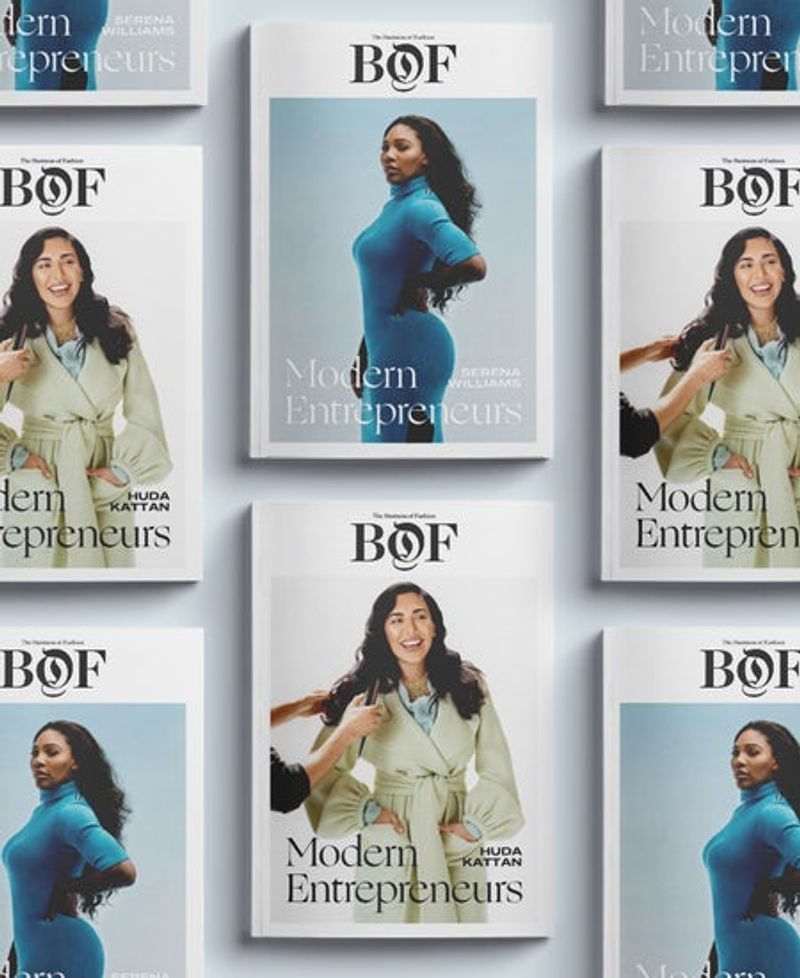 """The Business of Fashion Spring """"Modern Entrepreneurs"""" Issue"""