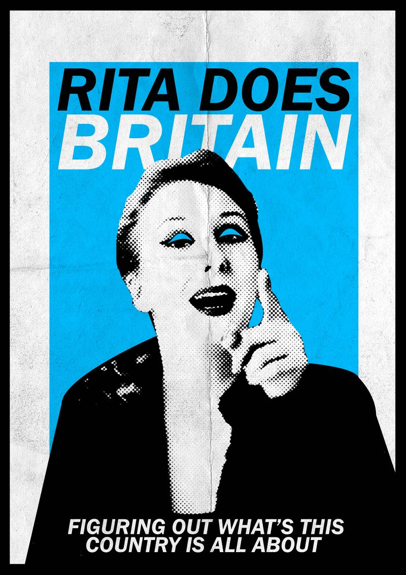 Rita Does Britain