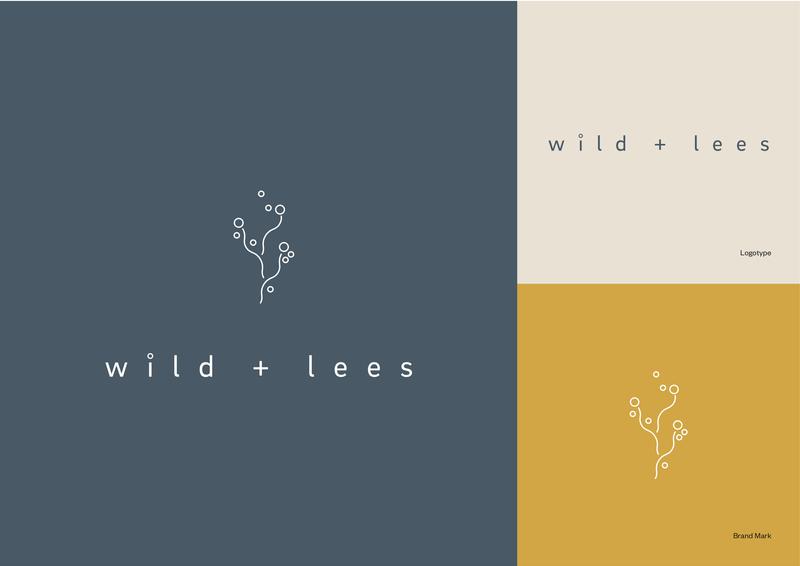 Wild + Lees - Brand Identity
