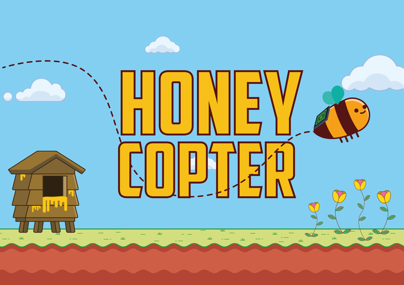 Honey Copter