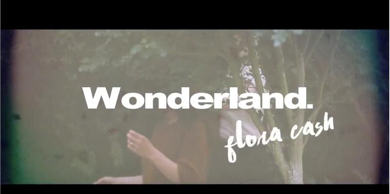 Flora Cash for Wonderland magazine