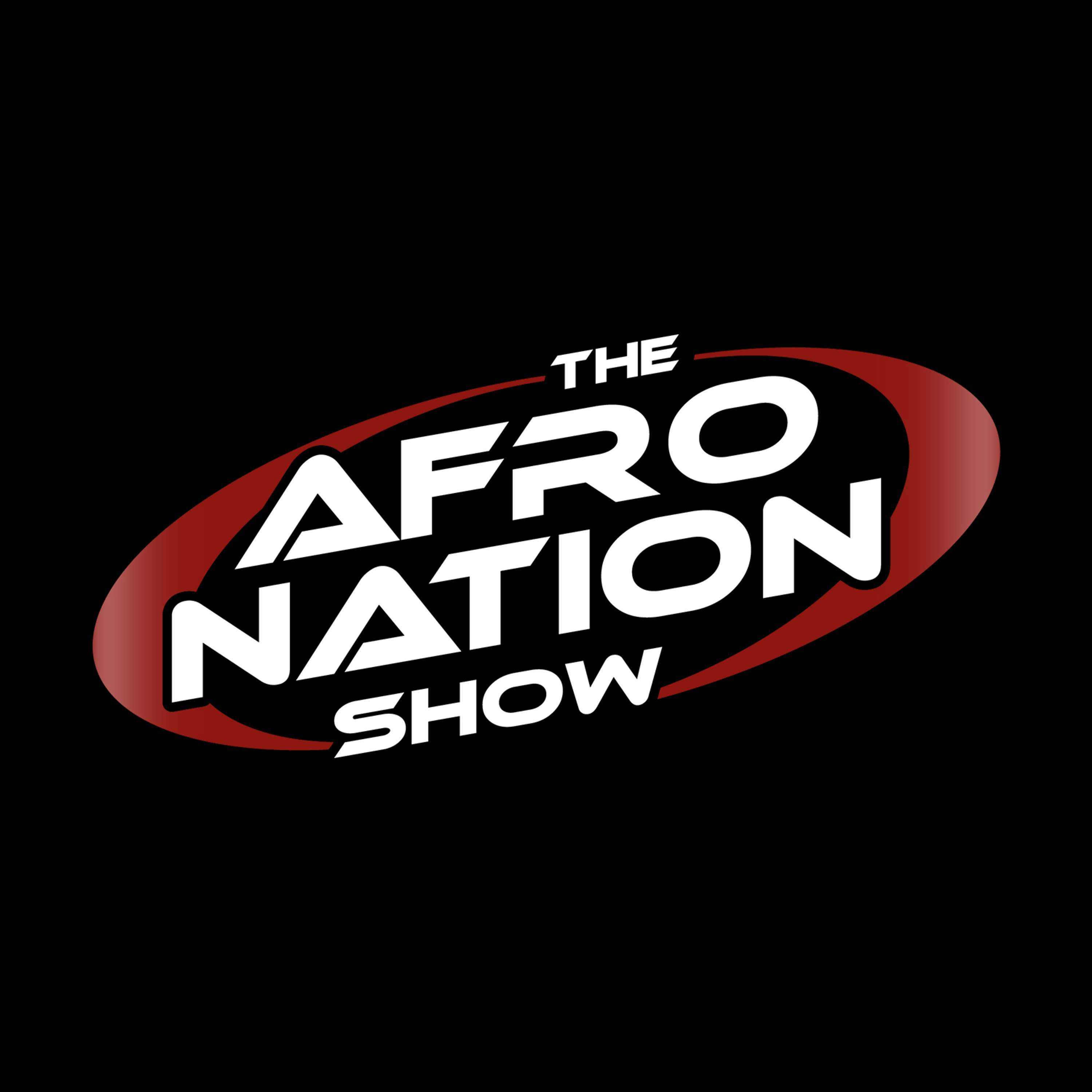Afro Nation Logo Design The Dots