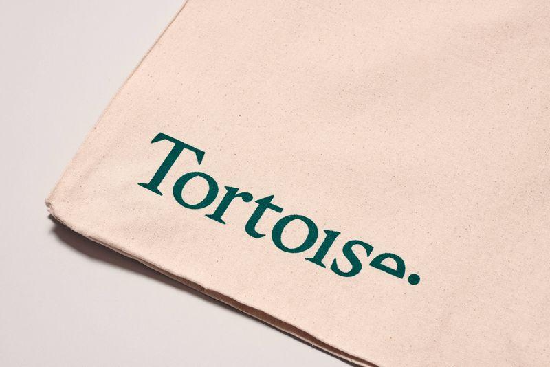 Tortoise Brand Identity