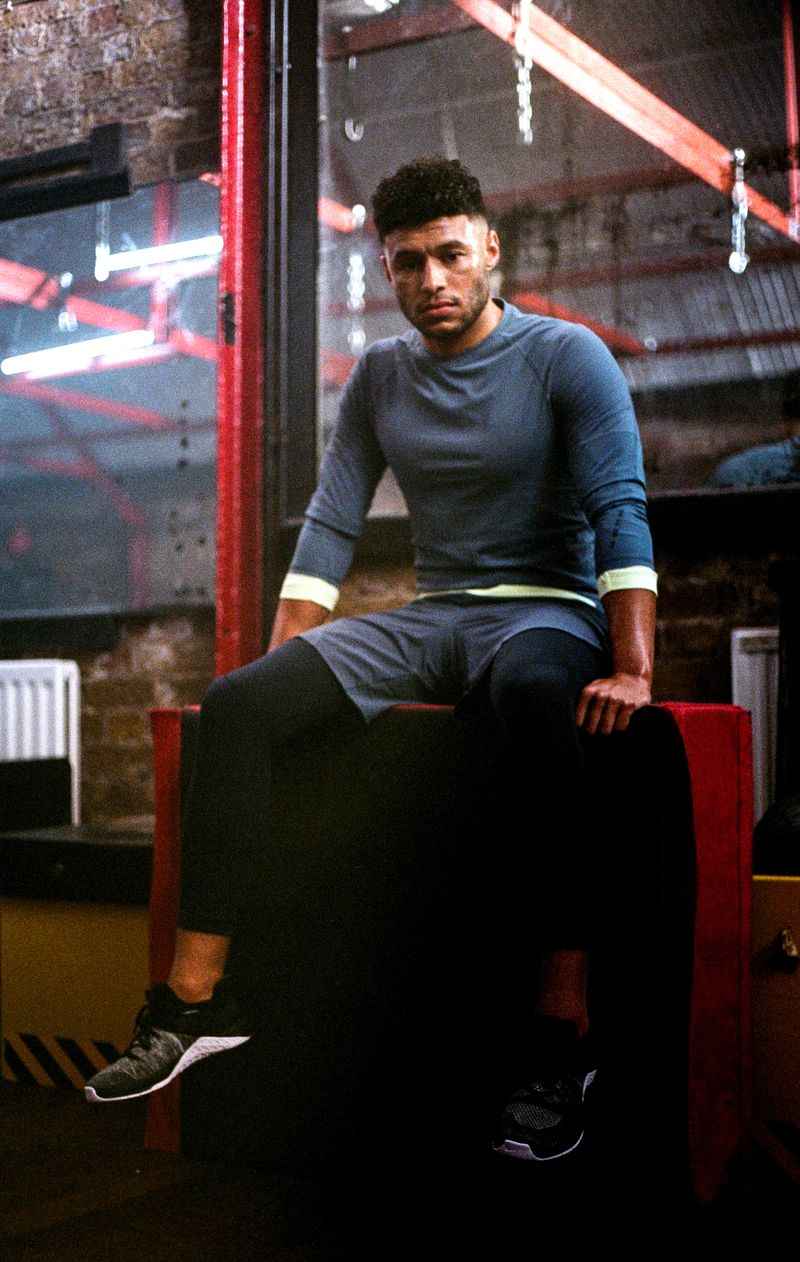 Nike Metropolis with Alex Oxlade-Chamberlain
