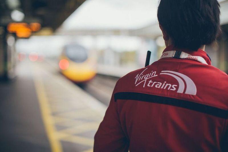 Virgin Trains Uniform