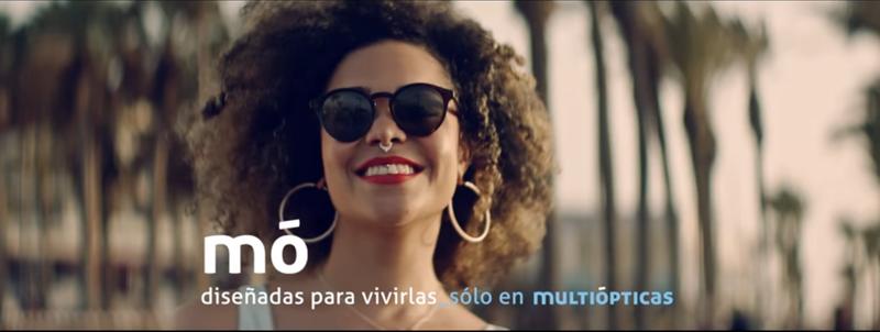 "AMIE SNOW x MULTIOPTICAS - 2017 ""LOOKS"" Campaign"
