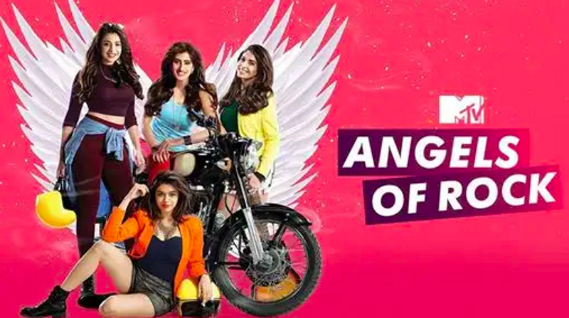 MTV x Sunsilk Angels Of Rock
