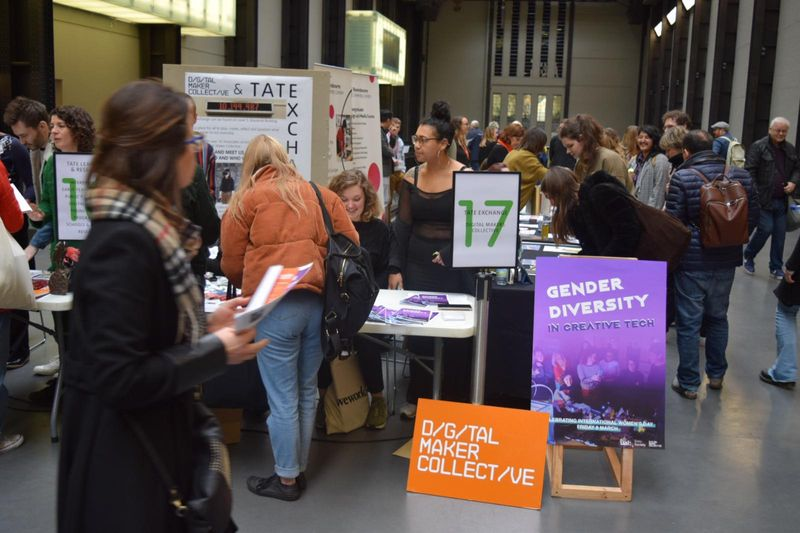 Tate Modern: Routes In Alternative Careers Fair