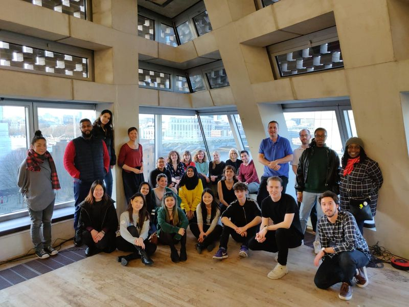 Tate Exchange: Digital Maker Collective 2019