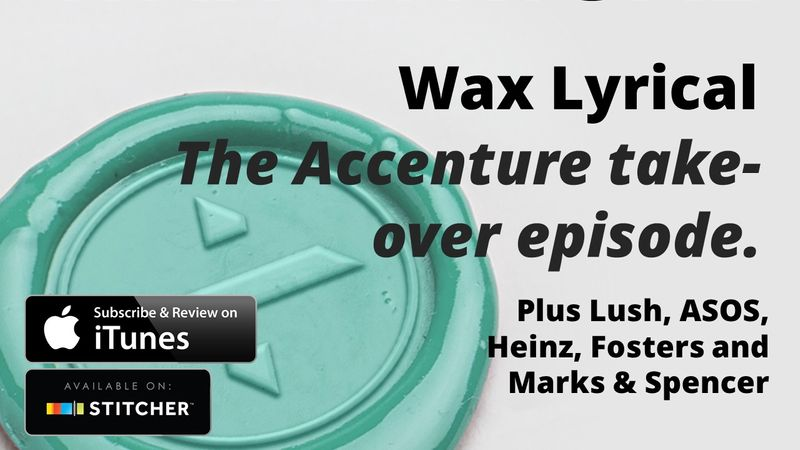 Wax Lyrical - the advertising podcast 14th April 2019