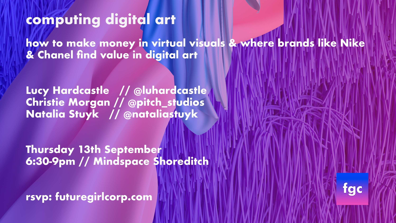 Fgc Computing Digital Art The Dots