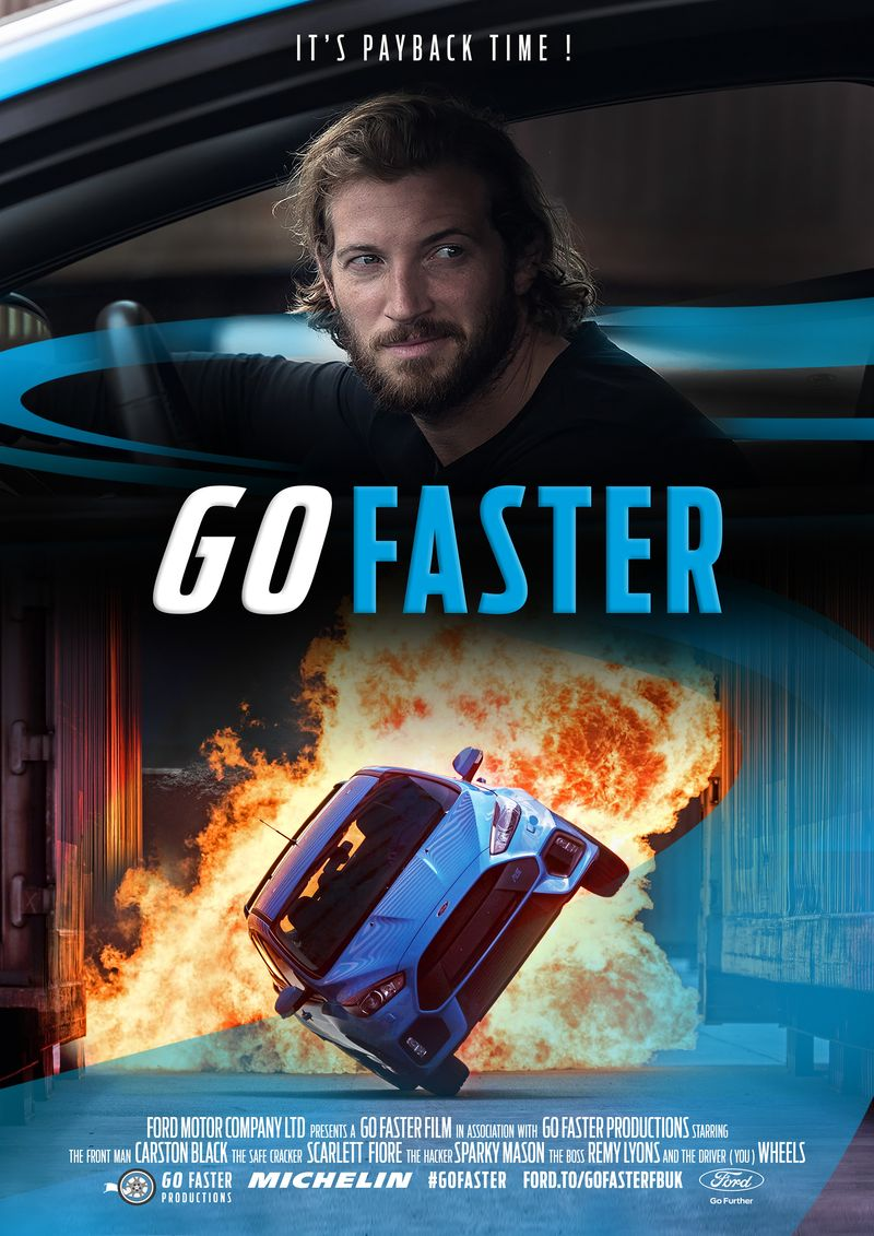 GO FASTER