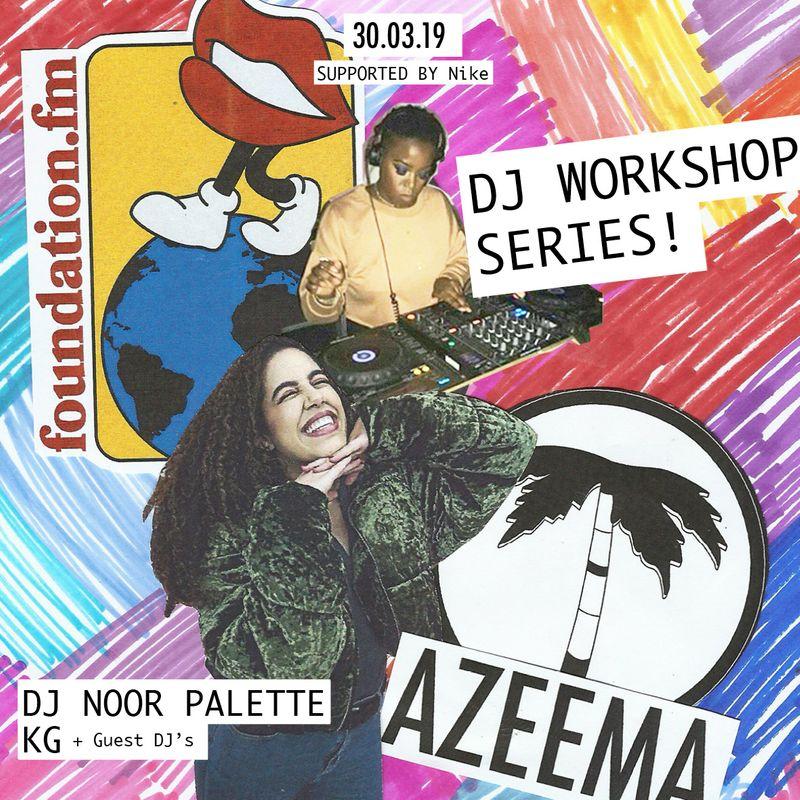 AZEEMA x Foundation FM