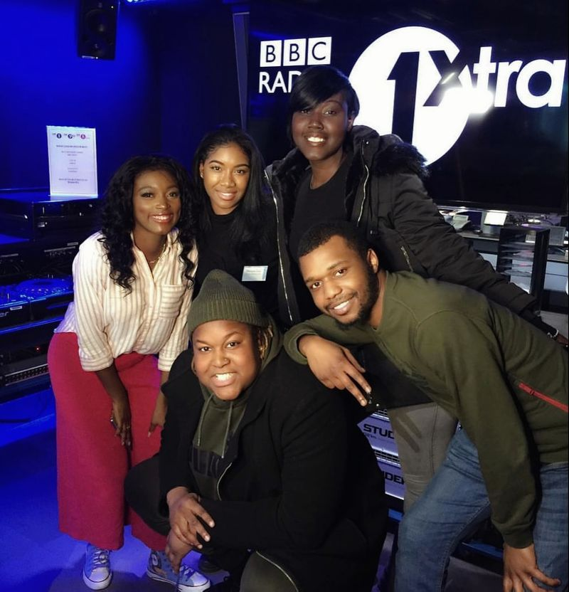 BBC 1Xtra Mista Jam Session  - discussing the 15th Anniversary of Kanye West 'The College Dropout'
