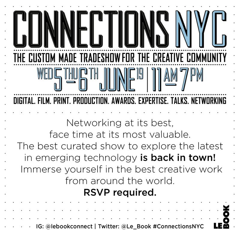 CONNECTIONS NYC 2019