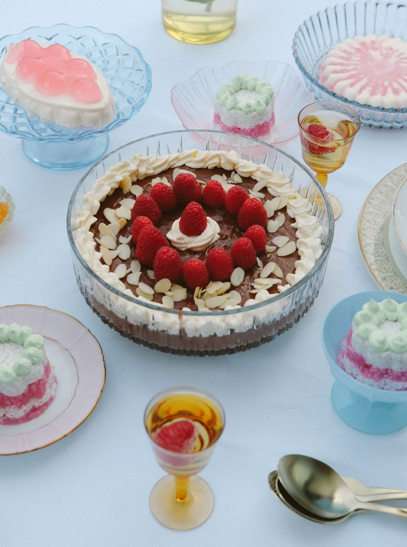 Food feature for Oh Comely Issue 48: Desert island desserts