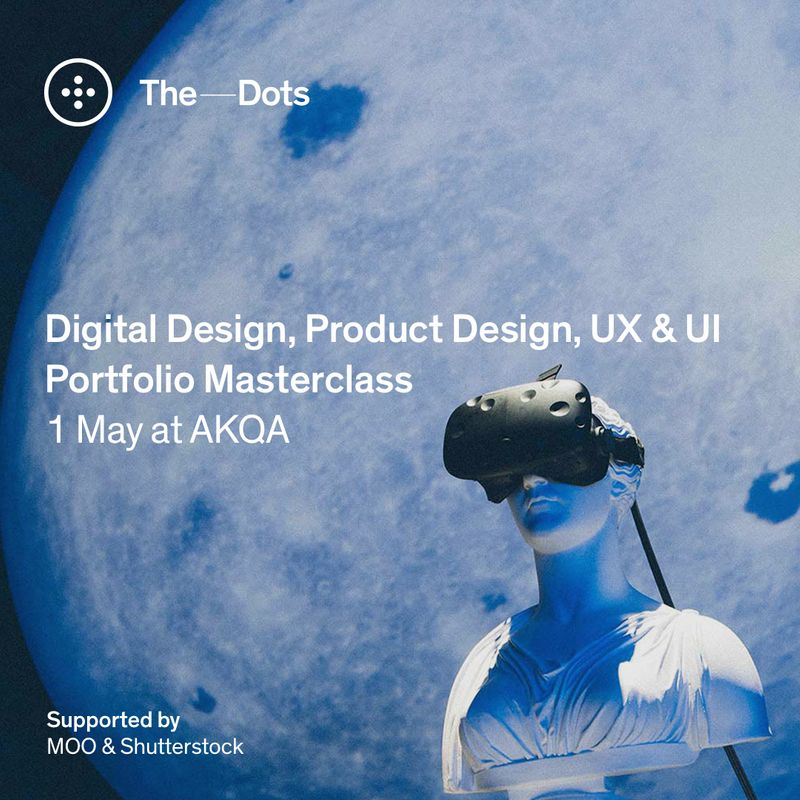 Apply here! Digital Portfolio Masterclass