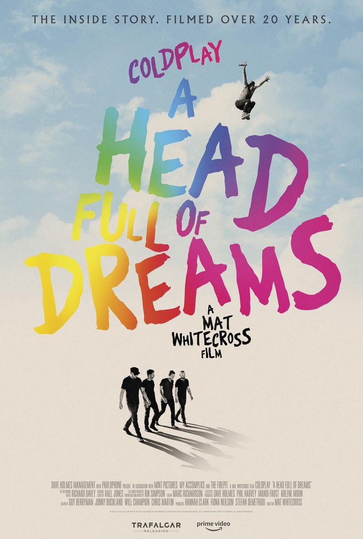Coldplay - 'A Head Full Of Dreams'