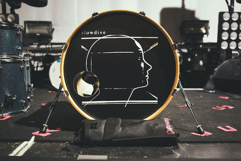 A day in Brussels with Slowdive