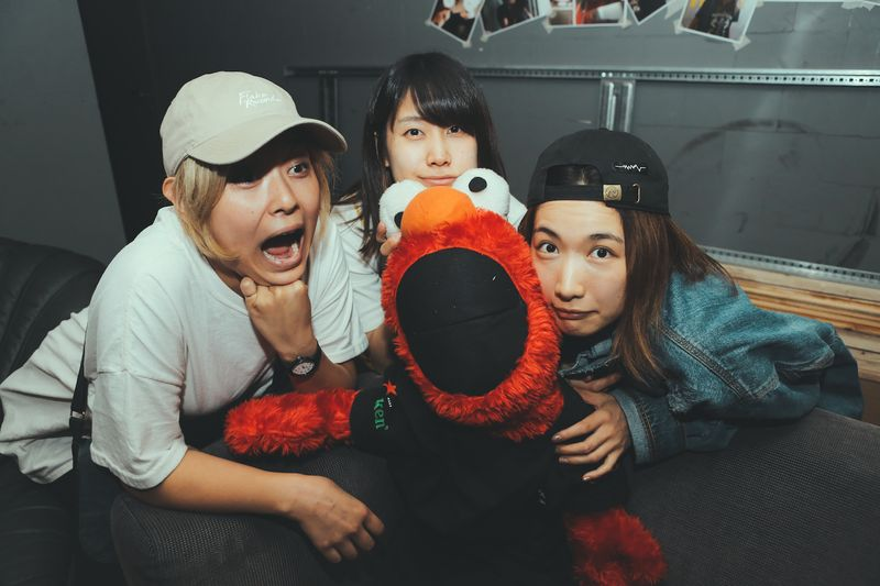 A Day with Tricot at Patronaat, Haarlem
