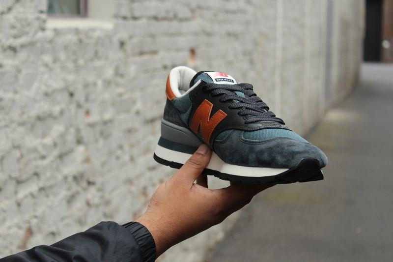 New Balance Shoe Launch