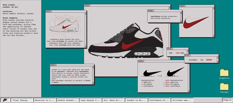 Nike London: On Air