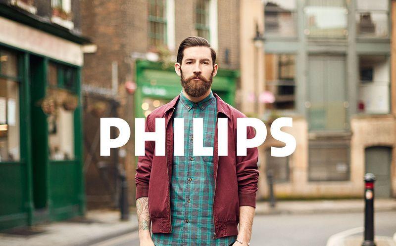 Philips Grooming app. The personal grooming adviser
