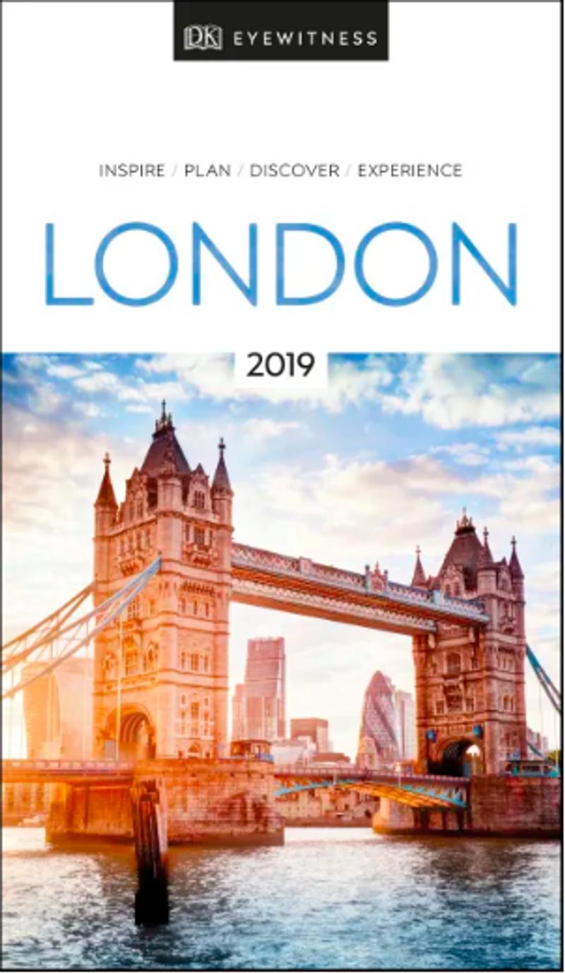 DK Eyewitness Travel Guide London (Project editor)