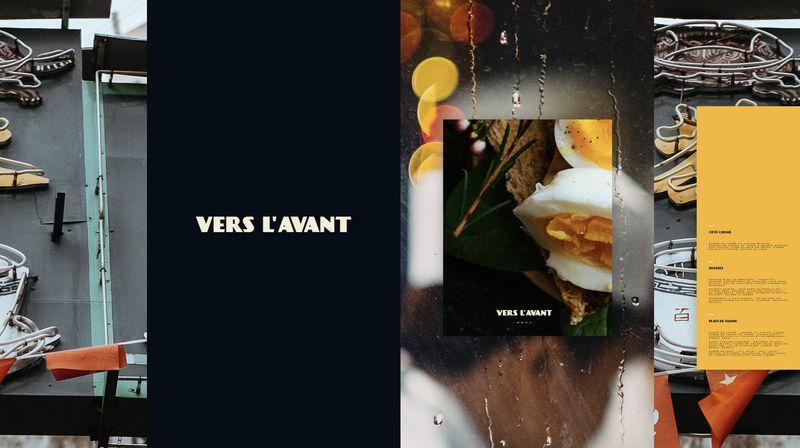 Vers L'Avant