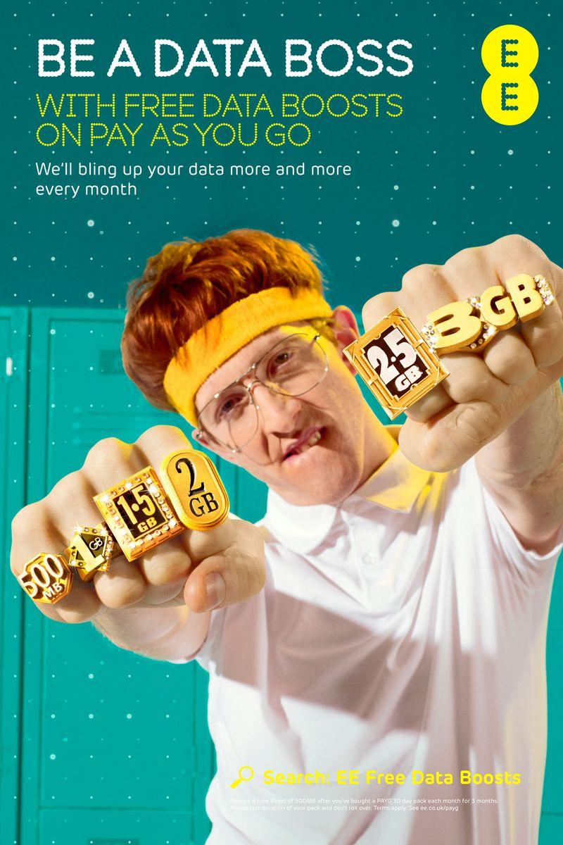 Be A Data Boss - EE