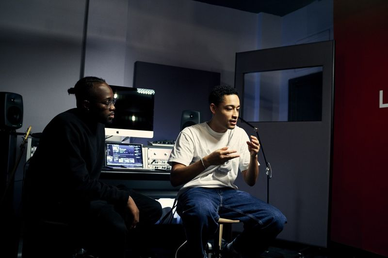 How Loyle Carner and Levi's are supporting outsiders