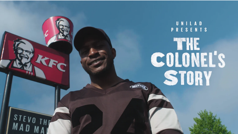 KFC - The Colonel's Story
