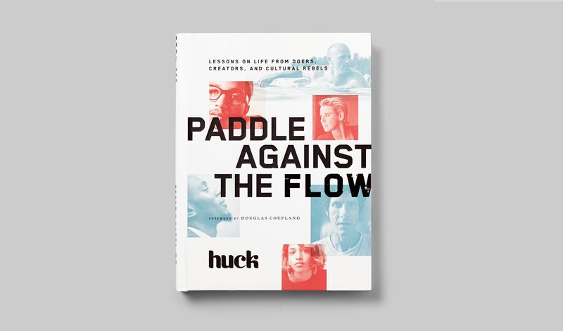 Paddle Against The Flow Book