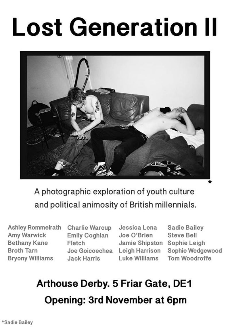 Lost Generation II [Photography Exhibition]