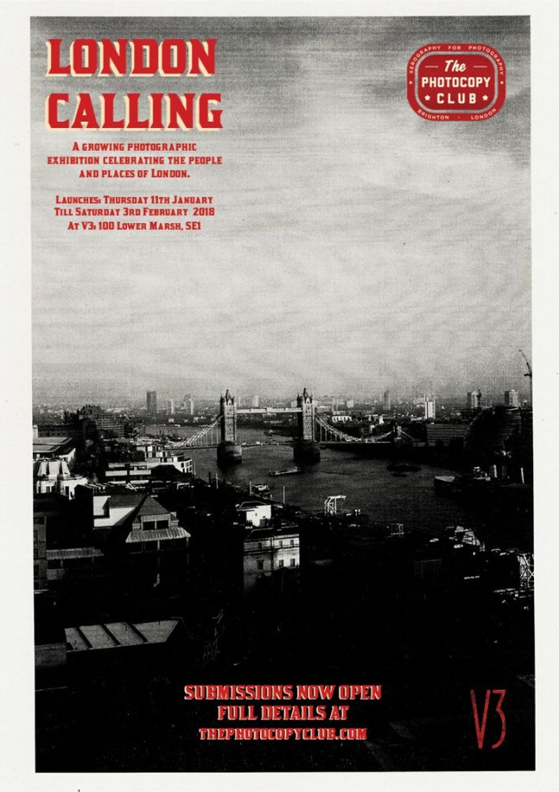 London Calling [Photography Exhibition]