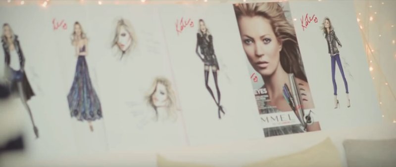 Kate Moss | IdolEyes| Rimmel London