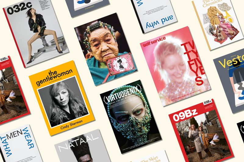 The 10 best independent fashion magazines in the world right now