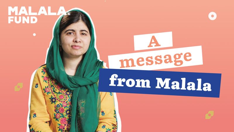 Malala Fund YouTube Channel