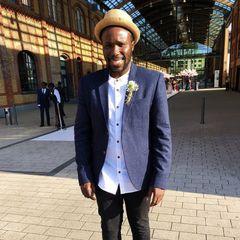 akwasi mensa - Head Of Events & Artist Management | The Dots