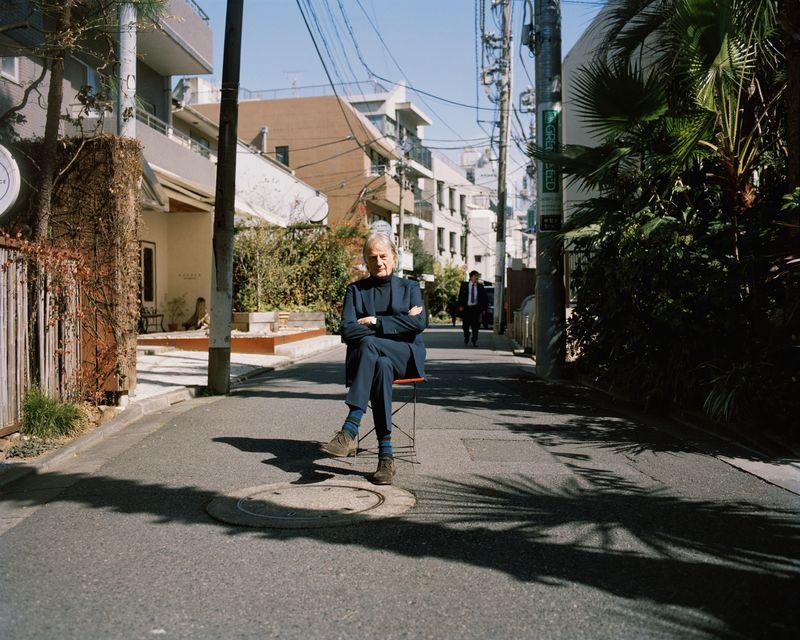 Mr Porter - Paul Smith in Tokyo