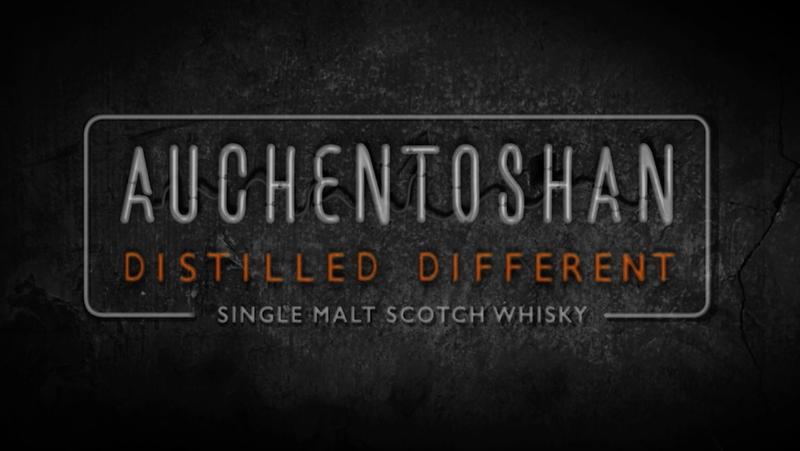 Auchentoschan : The Bartenders Malt   Online Promo