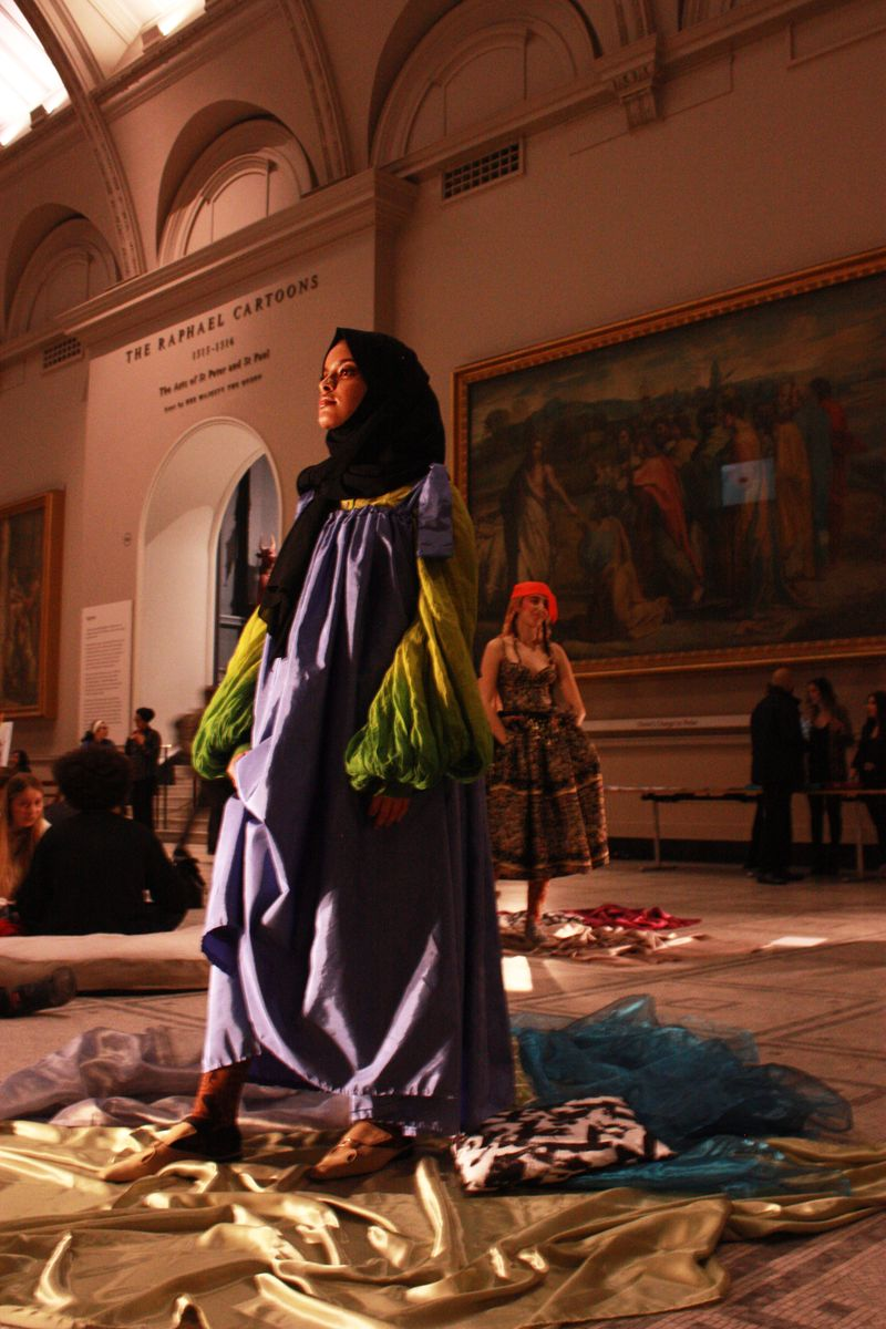 V&A Friday Late: AZEEMA ANTI-ART SCHOOL
