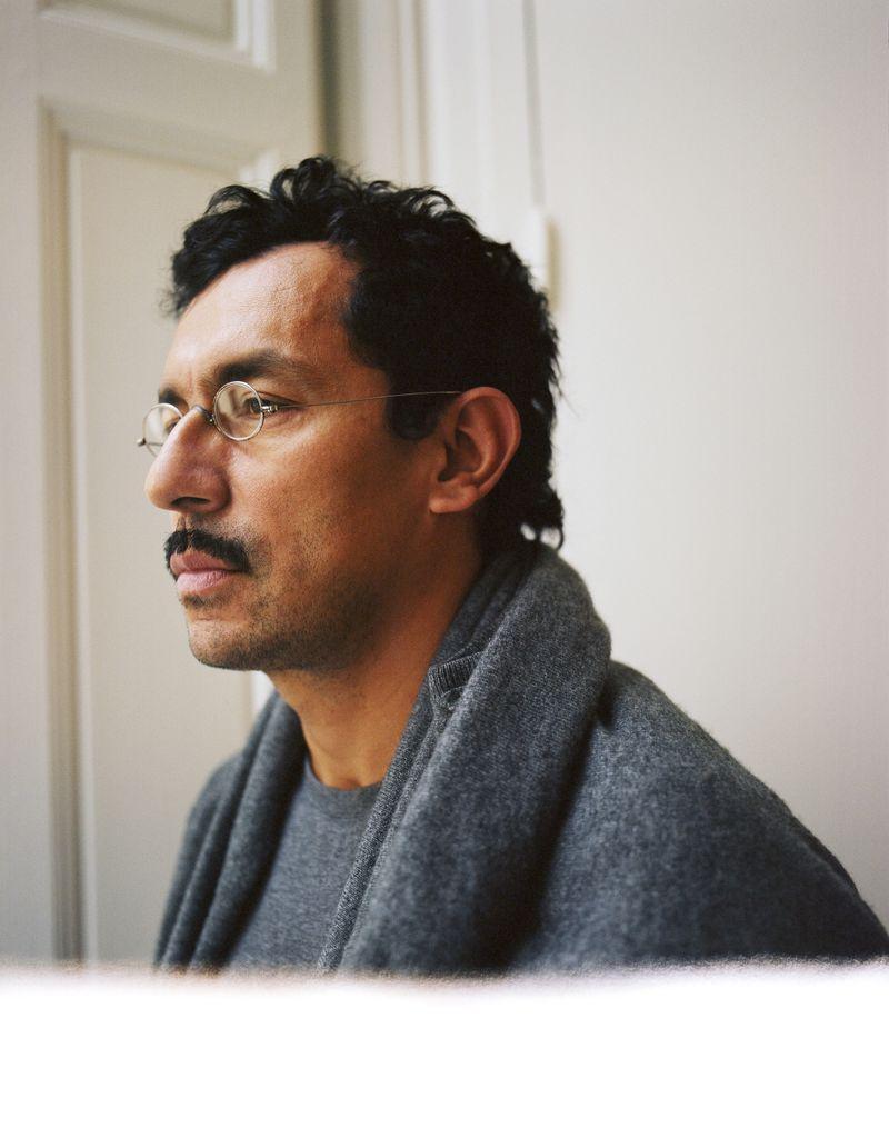 Haider Ackermann Portrait