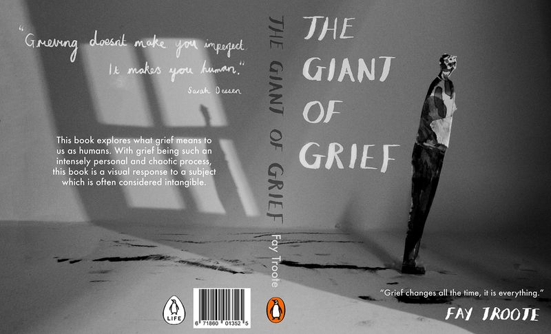 Giant of Grief - Batsford Prize Runner Up  2019