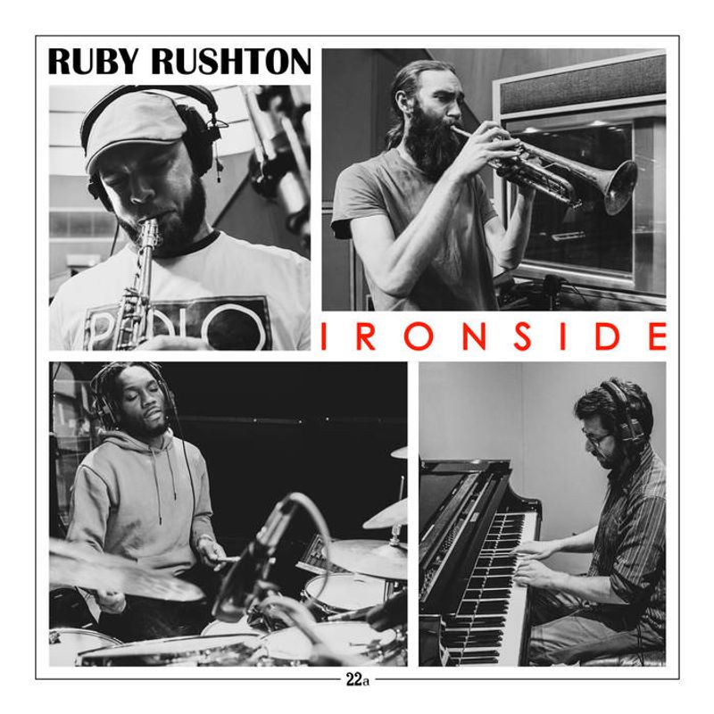 Ruby Rushton ' Ironside'