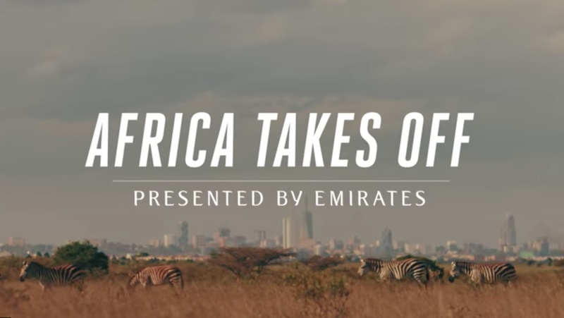 Africa Takes Off